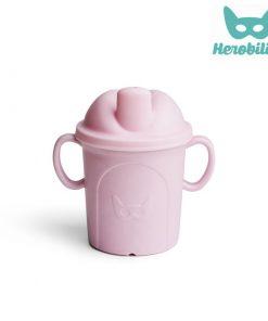 herobility_eco-line ivópohár rózsaszín