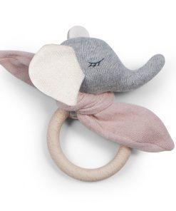 Saga rágóka elefánt rózsaszín
