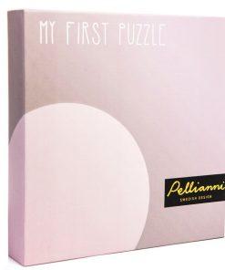 Pellianni Round Puzzle - Pastel2
